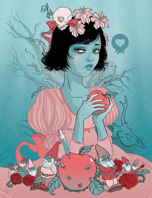 Ilustração por Lyosha Svetlana