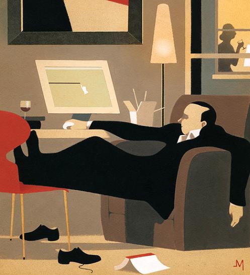 Ilustração: Jean-François Martin